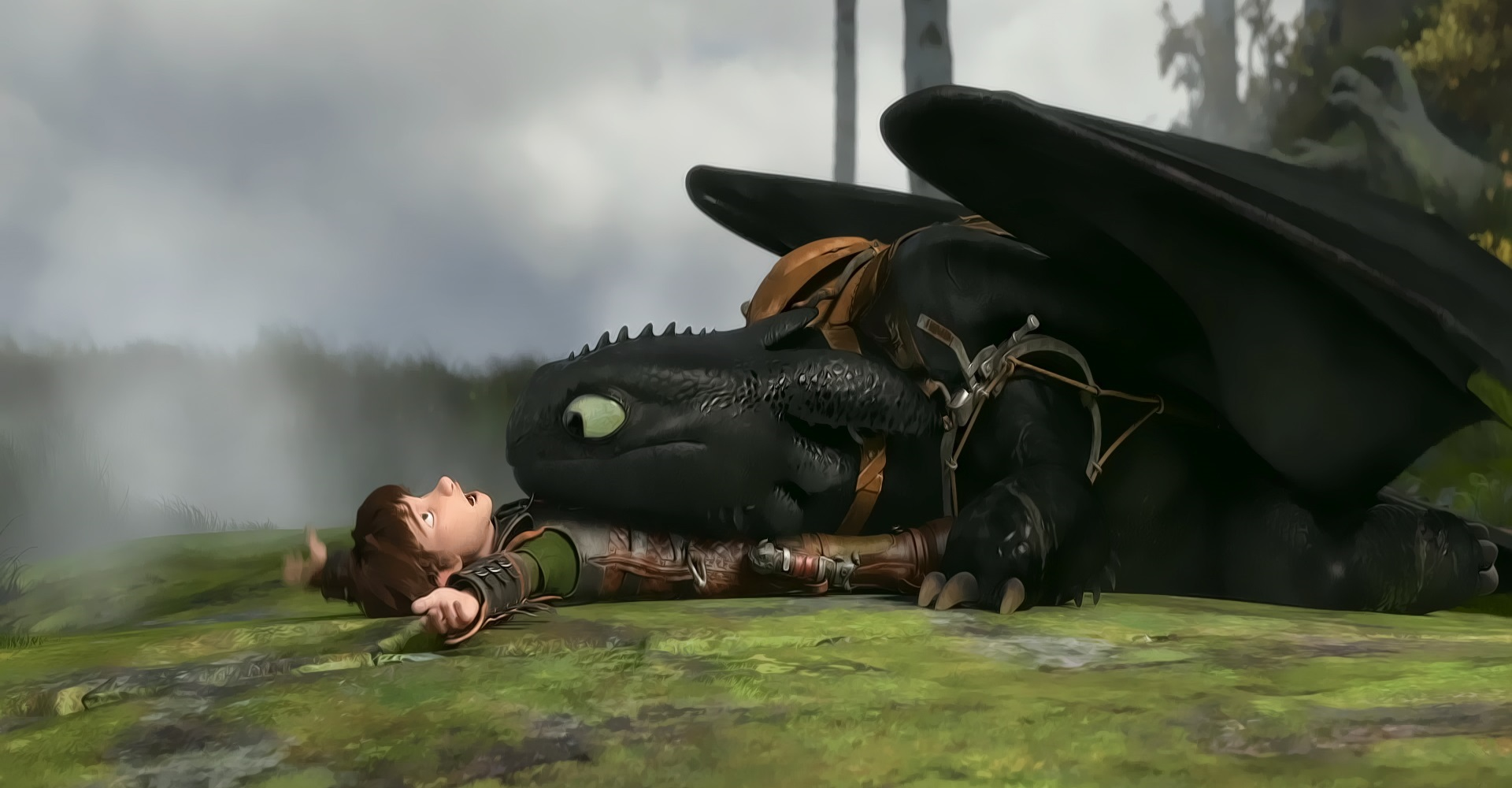 how to train your dragon - photo #47