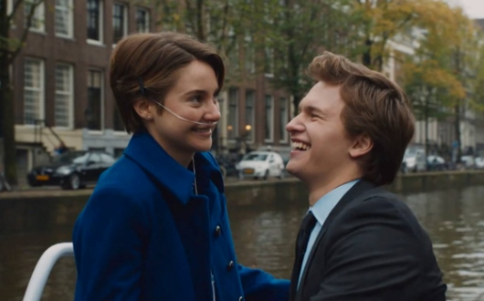 Cenário em Amsterdã é super fiel ao livro no qual o filme foi inspirado