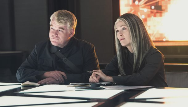 Philip Seymour Hoffman  contracena junto com Julianne Moore