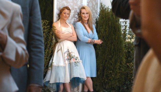 Meryl Streep contracena com sua própria filha na vida real, Mamie Gummer