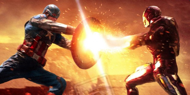 Captain-America-3-Civil-War-Fan-Art-Battling-Iron-Man