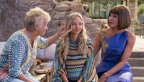 Cena do Filme Mamma Mia! Lá Vamos Nós de Novo