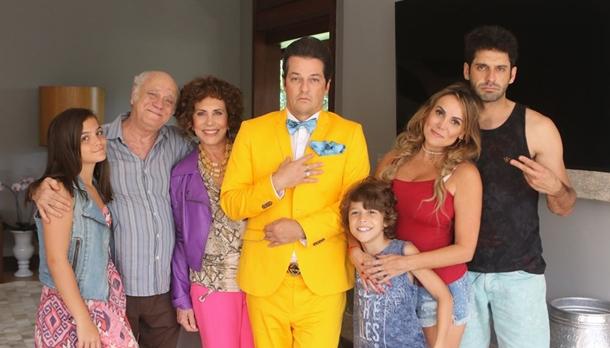 crítica filme crô em família