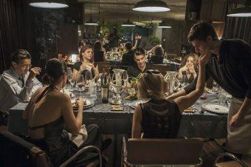 crítica filme O Banquete