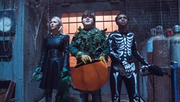 filme Goosebumps 2 - Halloween Assombrado