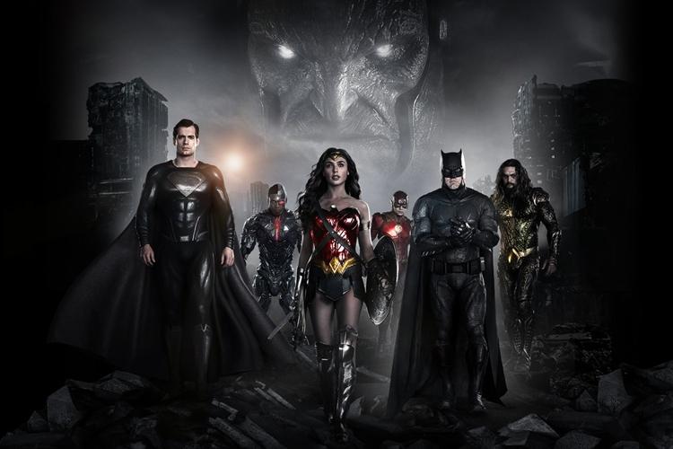 Liga da Justiça - Snyder Cut